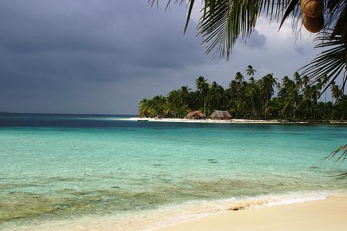 Дивные места пляжного отдыха в Панаме