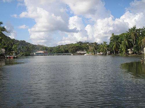 Озера Панамы