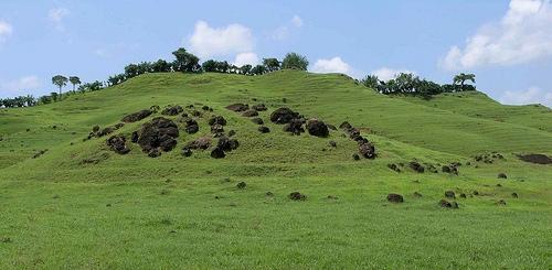 Зеленые луга Панамы
