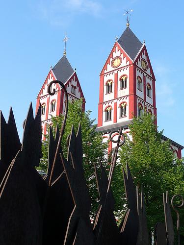 Архитектура в Сен-Бартельми