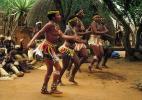 Местные танцы в Уамбо