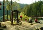 Шумавский национальный парк в Чехии