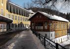 Город Янске Лазне в Чехии