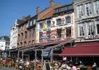 Город Хасселт в Бельгии