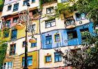 Дом Хундертвассера в Вене - достопримечательность Австрии