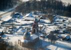 Старинные церкви Подмосковья