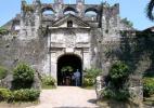 Город Себу на Филиппинах. Форт Сан-Педро