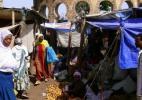 Рынок в Дыре-Дауа в Эфиопии