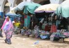 Рынок в Джибути