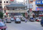 Город Манила на Филиппинах. Китайский квартал