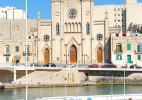 Город Слима на Мальте