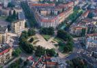 Щецин. Грюнвальдская площадь