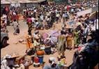 Знаменитый рынок Макола в Аккре, Гана