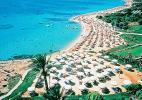 Город Айя-Напа на Кипре