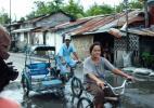 Город Баколод на Филиппинах. Окраины