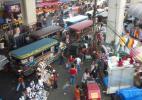 Город Себу на Филиппинах. Рынок