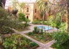 Город Шефшауэн в Марокко