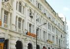 Город Коломбо в Шри-Ланке. Улица