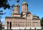 Город Крайова в Румынии. Церковь Святого Димитрия