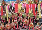 Город Давао на Филиппинах. Фестиваль Кадаяван