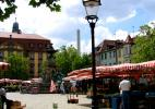 Город Эрланген в Германии