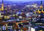 Город Кайзерслаутерн в Германии
