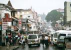 Город Канди в Шри-Ланке. Улица