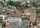 Город Кратово в Македонии