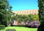 Королевский Библиотечный Сад в городе Копенгаген в Дании