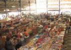 пестрый базар, о. Мартиника