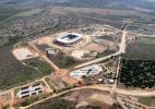 Город Мбомбела в ЮАР. Стадион