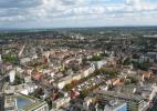 Город Оффенбах в Германии