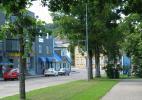 Город Отепя в Эстонии