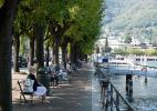 Город Комо в Италии