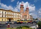 Город Пльзень в Чехии