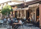 Город Полис на Кипре. Набережная