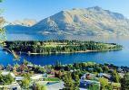 Квинстаун. Новая Зеландия
