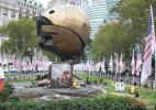 памятник одинадцатому сентября