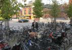 В Копенгагене альтернативу отдают велосипедам!