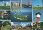 Достопримечательности острова Wangerooge