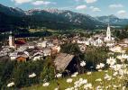 Город Шладминг в Австрии