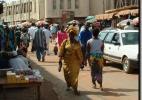 Городская улица. Серекунда, Гамбия