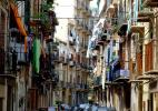 Типичная улочка в Палермо