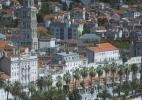Город Сплит в Хорватии