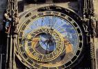 Староместская ратуша в городе Прага в Чехии. Астрономические часы