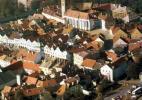 Город Тршебонь в Чехии