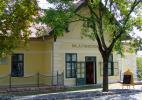 Город Балатонфюред в Венгрии