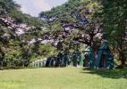Город Замбоанга на Филиппинах. Парк