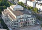 Здание театра оперы