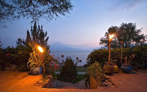 Вечерняя Гватемала